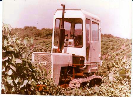 Трактор КТЗ